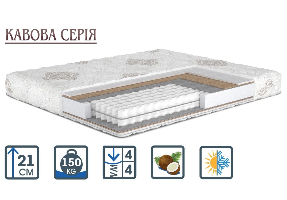 Матрац Cappuccino Soft / Капучіно Софт