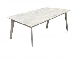 Стіл Нордік G/ Nordik G журнальний, дерев'яний обідній кухонний (Грамма…