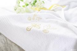 Крижма біла (хрестильний рушник)