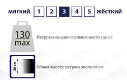 Матрац WELLFIT FLEX