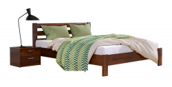 Дерев'яне ліжко РЕНАТА ЛЮКС ТМ Естелла, матеріал бук, основа ламелі,…