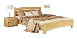 Дерев'яне ліжко ВЕНЕЦІЯ ЛЮКС ТМ Естелла, матеріал бук, основа ламелі,…