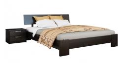 Дерев′яне ліжко ТИТАН ТМ Естелла, матеріал бук, основа ламелі, 8…