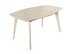 Стіл Нордік R/ Nordik R дерев'яний обідній кухонний (Грамма ТМ),…